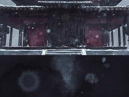 国风·晚来天欲雪