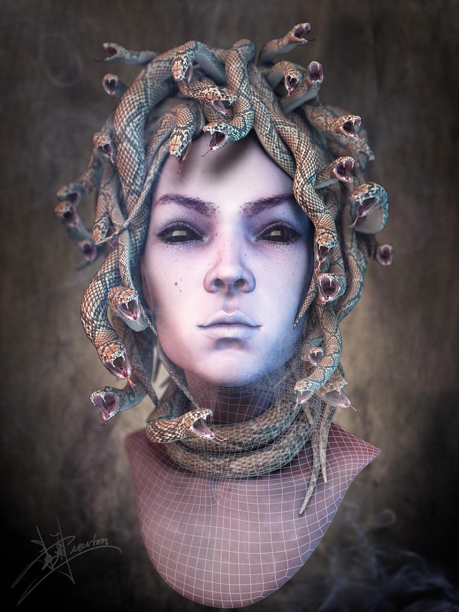 梦见蛇吃人代表什么