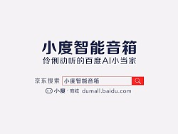 小度智能音箱蔡康永代言TVC3-爱情篇
