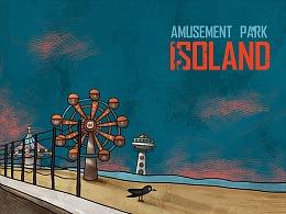 迷失岛前传的海报