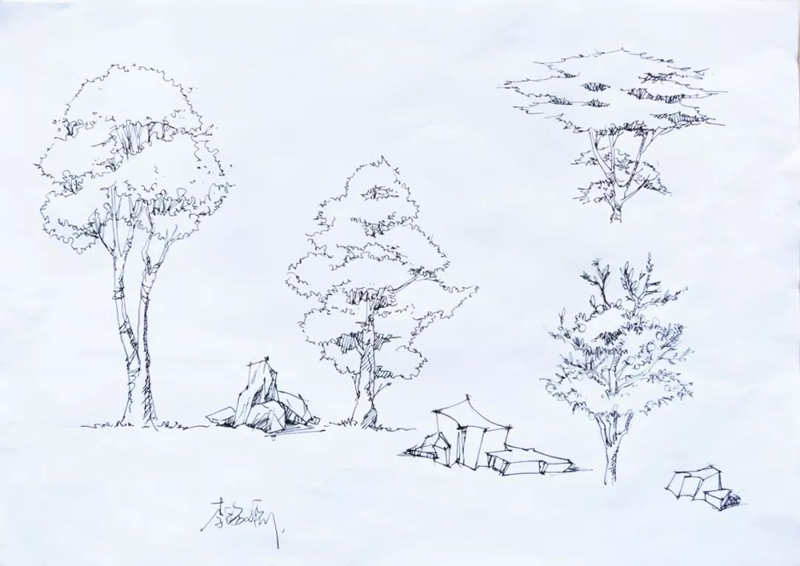 7.7环境艺术设计手绘