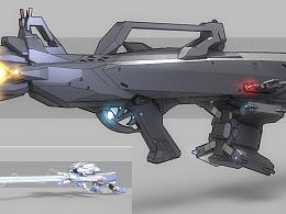 C系枪械设计x2