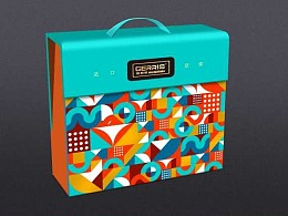 坚果礼盒设计