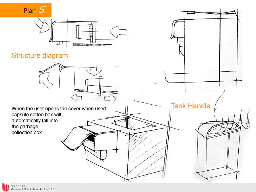 胶囊咖啡机创意手绘|生活用品|工业/产品|feikong