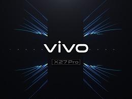 一次五彩斑斓的黑色艺术之旅—vivo x27 pro 外观视频