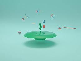 3D变形动画(MG)iphone 产品演绎