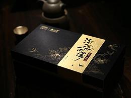 「海晏河清」正山堂X国家博物馆 正山小种红茶包装设计