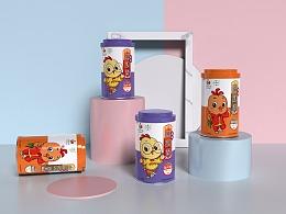 鸡汤自热方便汤包装设计-悟杰品牌视觉设计