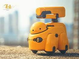 寿屋(KP545) 1:12 TAMOTU 拼装机器人—成品展示