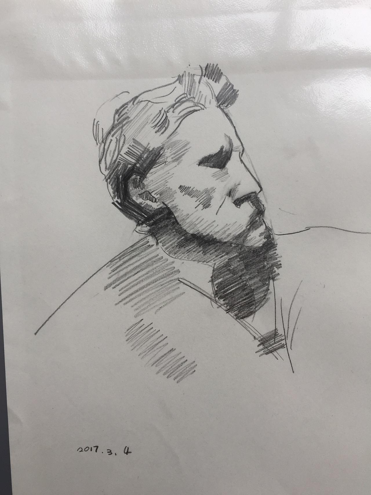 手绘-铅笔作品
