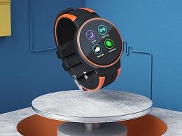 【Z8智能手环】产品视觉动画——巨人谷制作