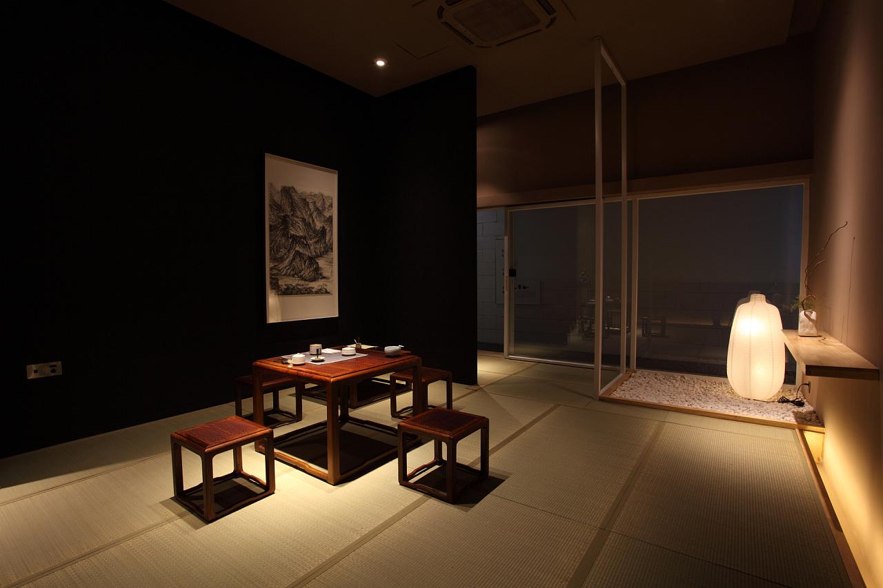 有多少日本人在中国_一组日本建筑典型性格的茶室和香道室 摄影 环境/建筑 喜欢孤独 ...