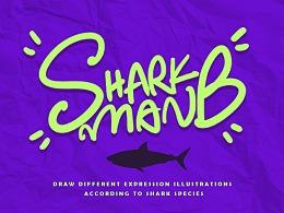 SHARK B MAN !!
