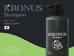 KRONUS日本洗发水