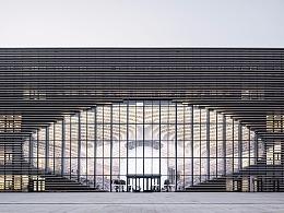 中国最美图书馆:天津滨海图书馆