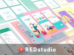 2019 RED团队设计作品总结(上)