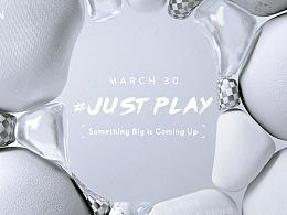创意广告|#Just Play绿联声学新品预热AD!