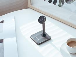 磁吸桌面支架