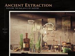 《探索自然的平衡》-古法蒸馏概念动画