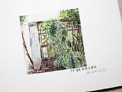 绘本04  城市·广州  旅行插画