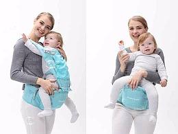 德国KinderKraft婴儿背带【三目摄影作品】