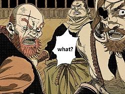 阿仨短篇漫画新作,The Lamer-《跛侠》