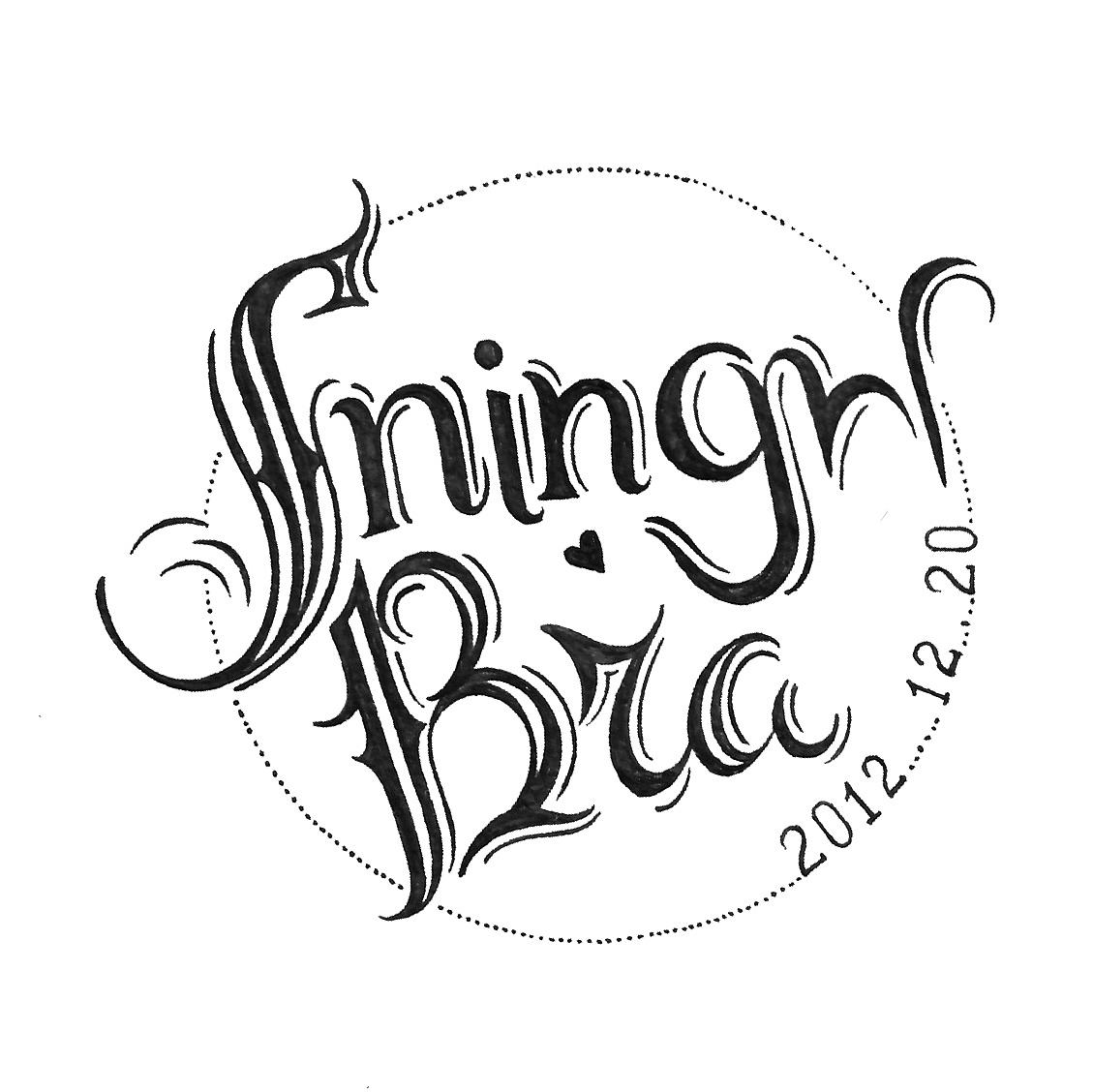 sningwbra给一对大全v大全公司室内设计纹身取名字情侣图片