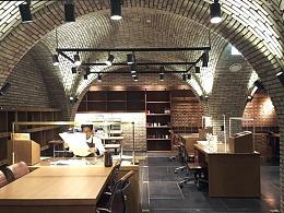 0914旗舰店采用混合空间设计