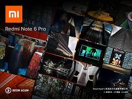 小米国际版Note 6 pro样张拍摄