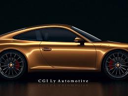 土豪版Porsche Carrera911