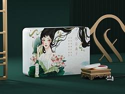 点奥文化/花西子小美盒包装设计