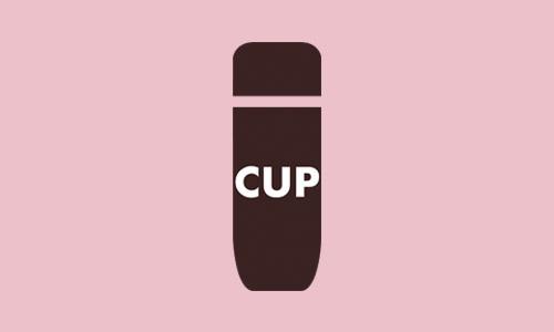 水杯logo图片