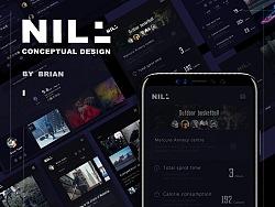 NIL CONCEPT DESIGN 户外健身平台概念设计