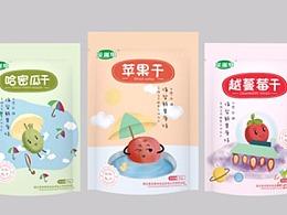 干果包装设计 坚果包装 零食 零食包装 食品包装