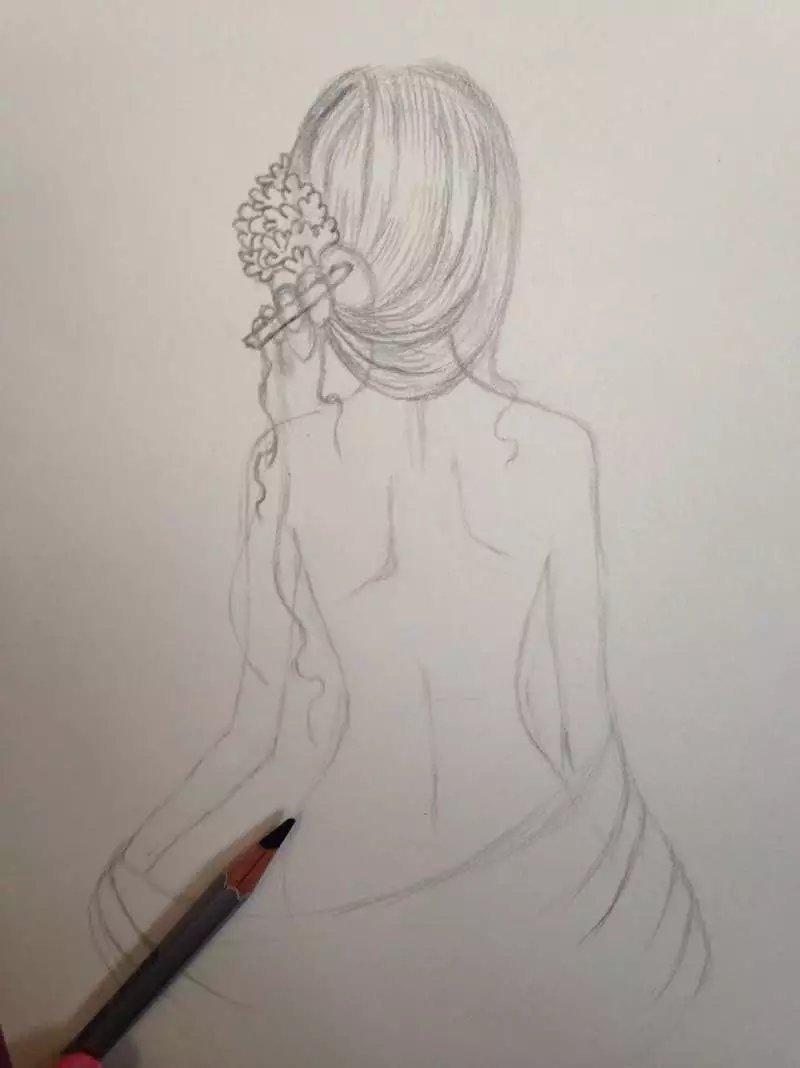 彩铅手绘|插画|插画习作|薄荷味的笑 - 原创作品