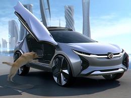 实拍+CGI打造广汽新能源未来生活