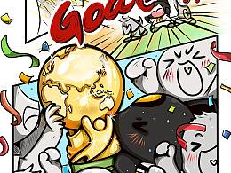 世界杯狂想