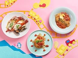 吃一口童趣|亲子餐厅菜品拍摄|Mansion View Studio