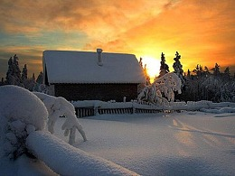 冬季摄影技巧,如果你喜欢在冬季摄影那快一起学习起来吧!