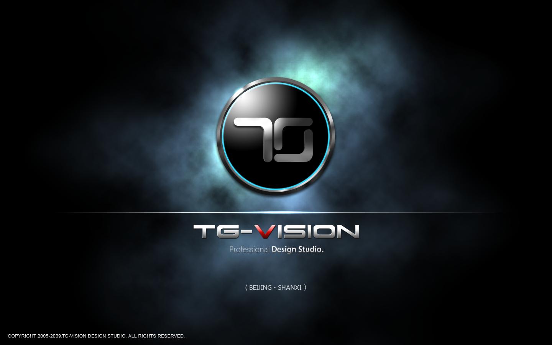 tg-vision design studio new logo图片