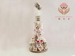 糖艺社翻糖蛋糕作品