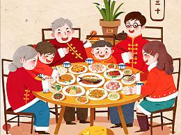 春节年俗(一)