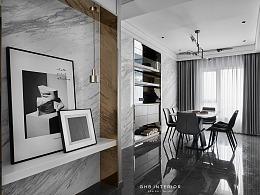 GHB空间设计丨 住宅实景 丨 訴光