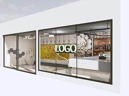品牌店铺设计