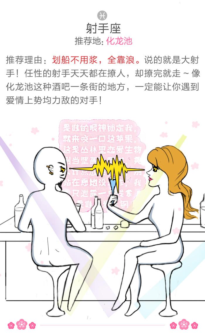 """12星座最招""""桃花""""的身体部位"""
