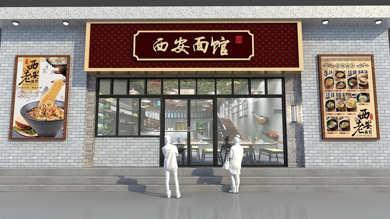 深圳三维_招牌设计|空间|室内设计|众图 - 原创作品 - 站酷 (ZCOOL)