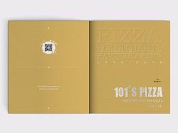 某披薩招商手冊