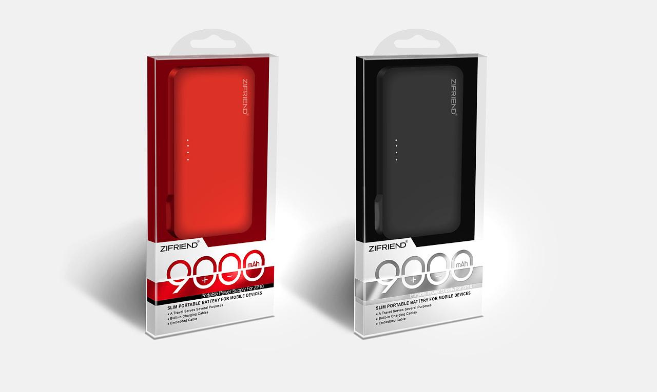 移动电源包装设计/充电宝图片