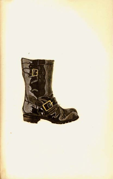 时尚手绘插画--鞋子篇|商业插画|插画|modan89