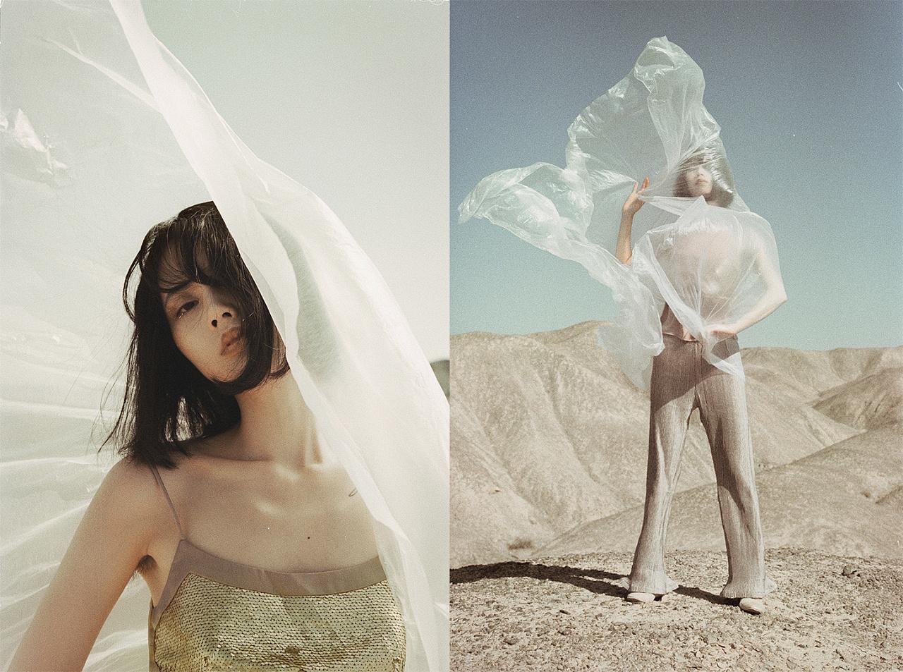 【S1039】人像摄影课程:模特引导、服装搭配、照片调色与排版